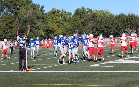 JV Football vs North at KMC – Oct. 13