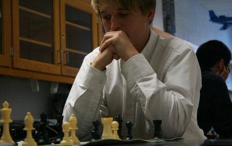 Chess club welcomes players of all levels