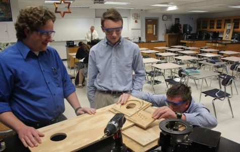 From parts to robots: Club competes in robotics