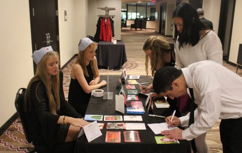 Gala connects club with Red Cross