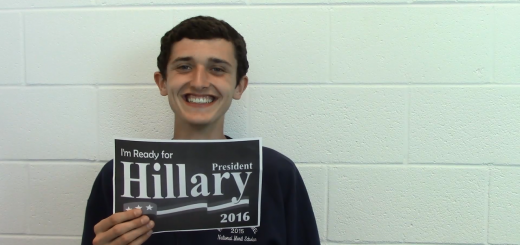 Nathan Hostert voices his opinion on Hillary Clinton.