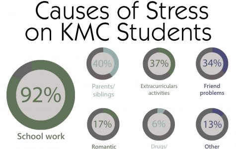 The weight of stress: high school stressers explained
