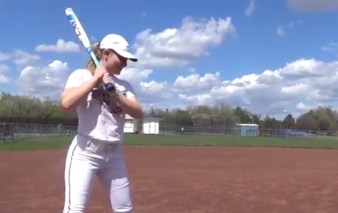 KMC Spring Sport Athletes Perform Trick Shots