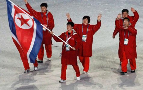 Olympics Bring Korean Unification