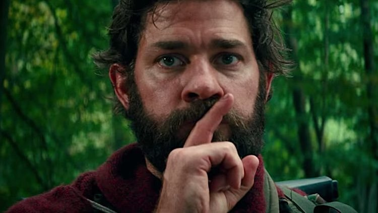 John+Krasinski%27s+%22A+Quiet+Place%22+is+a+rare%2C+quality+horror+movie+with+a+100%25+score+on+Rotten+Tomatoes.+image+courtesy+of+Paramount+Pictures