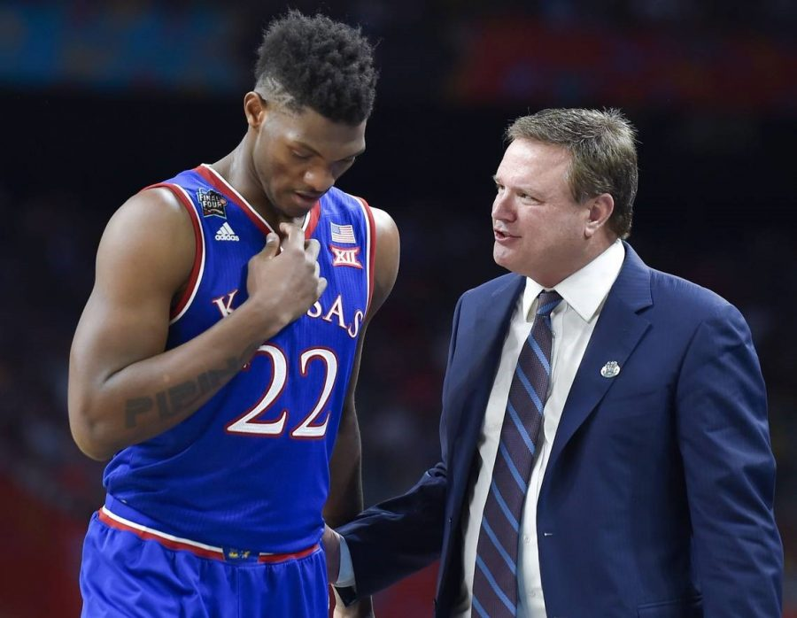 KU+vs.+the+NCAA%3A+A+Saga+of+Allegations