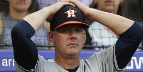 Astros Scandal Takes Baseball