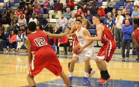 Home-Opener Ends in 16-Point Loss for KMC