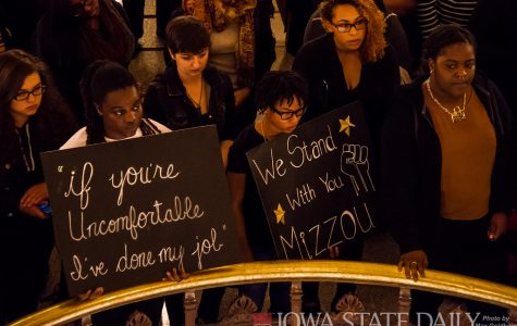 Conflict on Campus: Students at local universities protest racial injustice