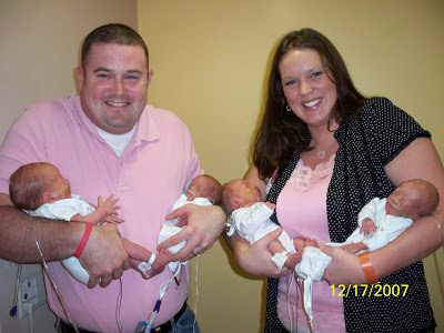 """Featured Artist: """"The Quadfather"""" tells story of teacher's life with quadruplets"""