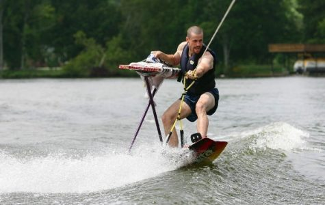 Sport of The Month: Extreme Ironing