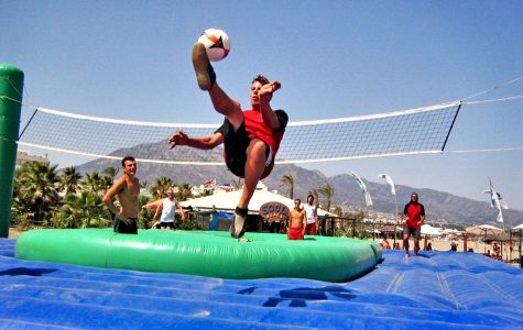 Sport of The Month: Bossaball