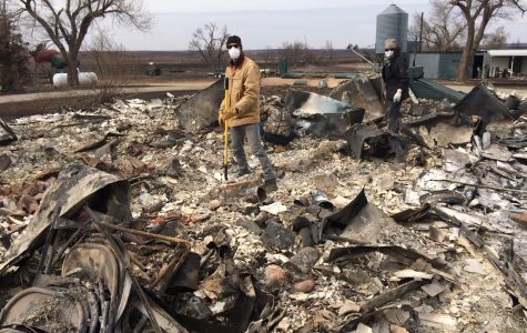 KMC Faculty Discuss Effects of Recent Wildfires