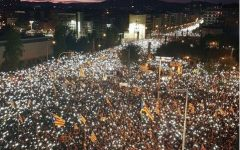 Catalonia declares independence, Spain removes Catalan leadership