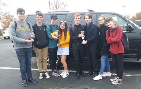 Debate team achieves national ranking