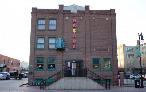 Arcade Comes to Old Town