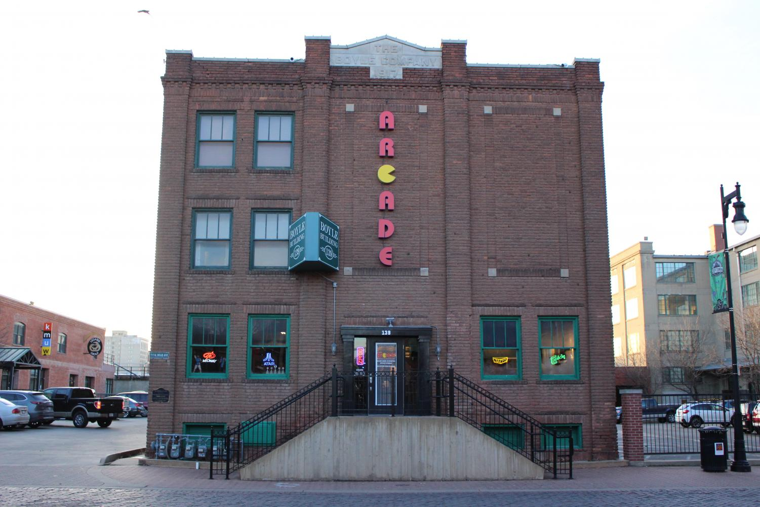 Located at 139 N. Mead, The Arcade is home to more than 70 arcade cabinets. photos by Isaac Caire