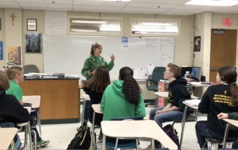 Two Staffers Visit Rival School for a Day