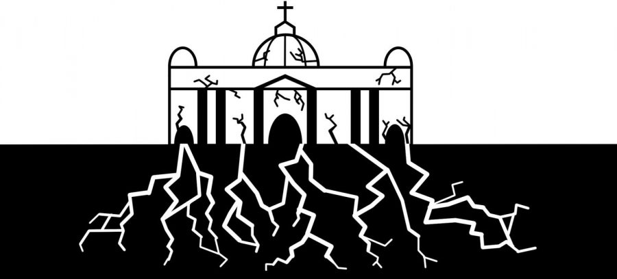 Alleged Abuse Cover-up Plagues Catholic Church