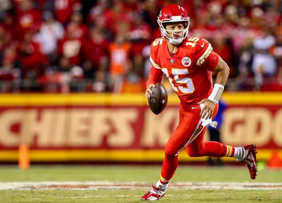 Leading+the+Chiefs+to+a+7-1+record%2C+second-year+quarterback+Patrick+Mahomes+has+thrown+for+over+300+yards+per+game+plus+26+touchdowns+and+only+5+interceptions.+He+has+the+beginnings+of+an+excellent+career+in+the+NFL.