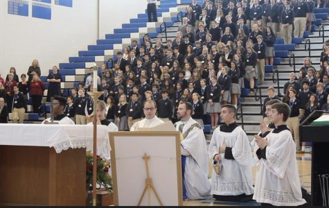 School consecrated to Mary