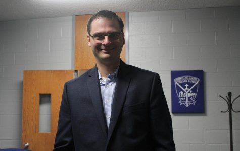 New admin joins faculty