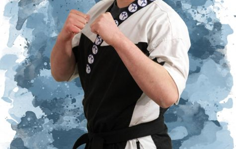 Featured Athlete: Black belt earns post as sensei